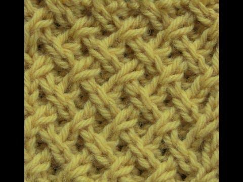 Tight Lattice Stitch