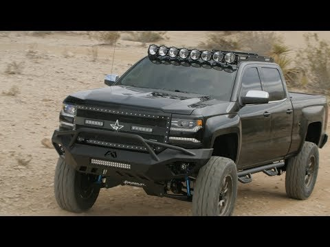 Truckin Week to Wicked – Silverado Z71 Full Episode