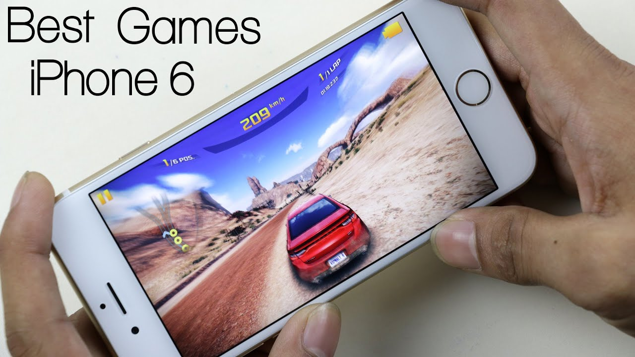 Top 10 Best Games For Iphone 6 Youtube