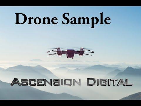 Фото Sample Drone footage from DJI Phantom and Mavic Pro 2