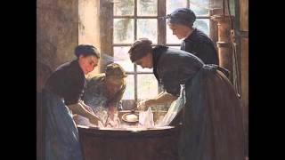 Anna Elizabeth Klumpke paintings Johannes Brahms