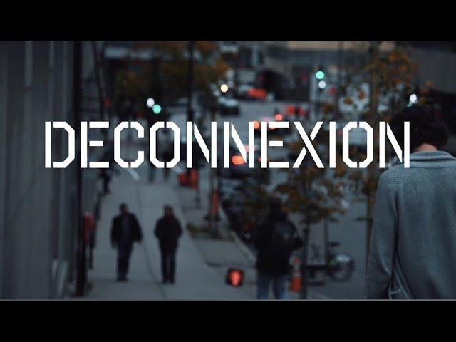 Deconnexion - Antoine Jacques X Peartree Productions - Novembre 2019