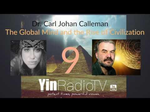 092 Dr Carl Johan Calleman & Hillary Raimo 9th Wave Consciousness @YinRadioTV