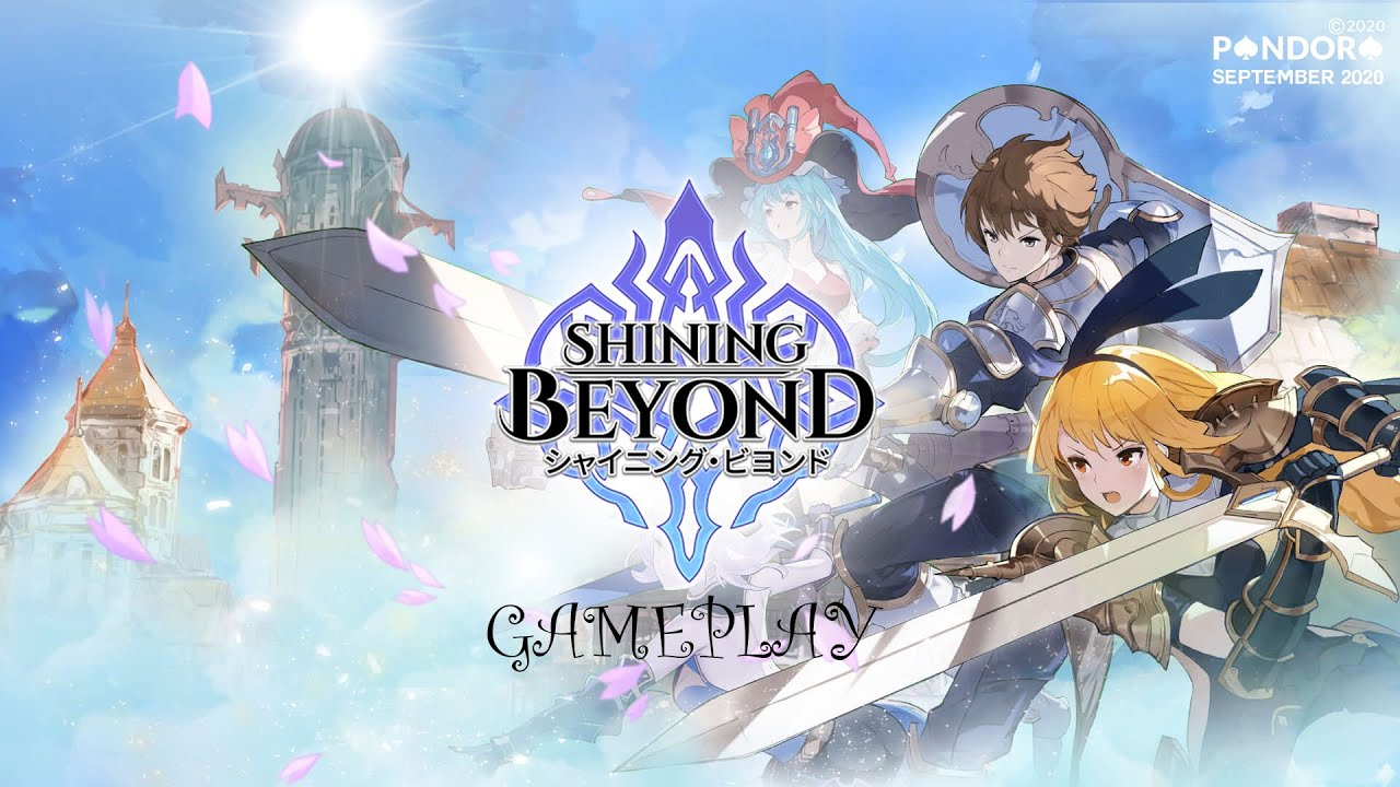 Shining Beyond Pre Regist Now Early Access Gameplay Youtube