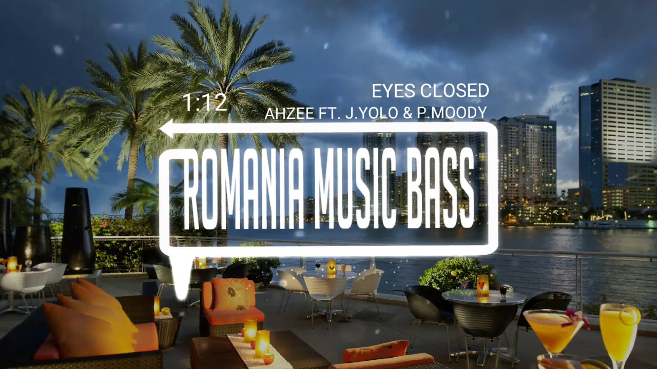 Download Ahzee - Eyes Closed (Feat. J.Yolo & P.Moody) (Bass Boosted)