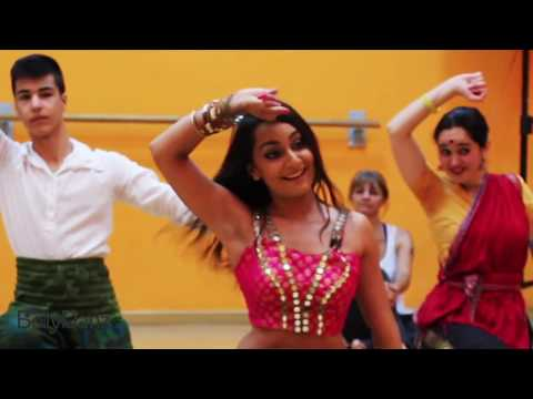 Bollywood Garba 2017   Shubhaarambh   Beginner Choreography