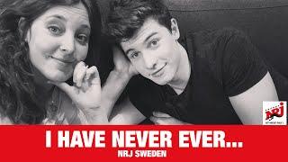 """interview shawn mendes """"i have never"""" – nrj sweden"""