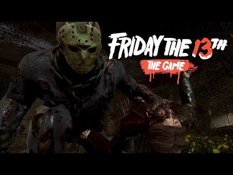 """Friday The 13th: The Game - """"Killer' PAX East 2017 Trailer"""