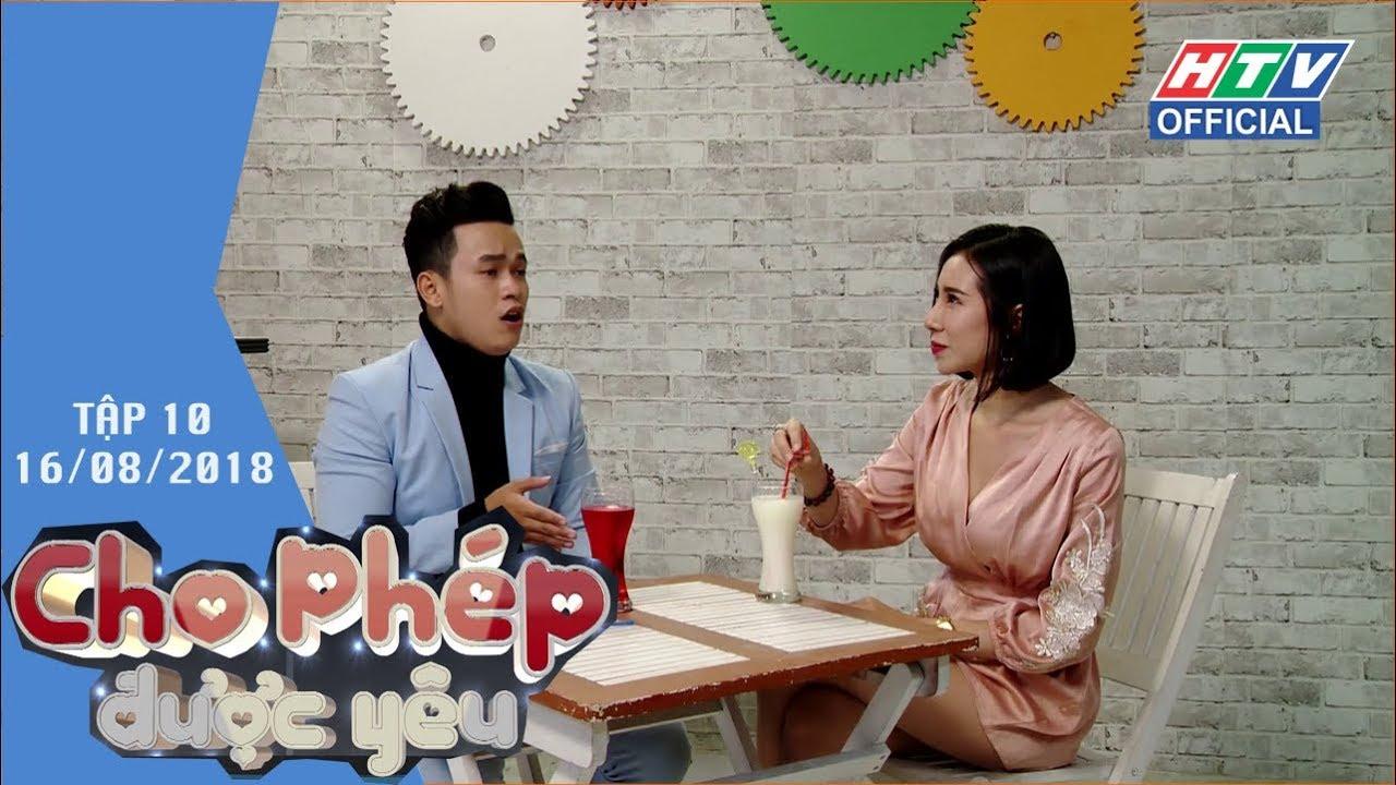 image HTV CHO PHÉP ĐƯỢC YÊU   Anh có thể hôn em ngay bây giờ được không?   CPDY #10 FULL   16/8/2018