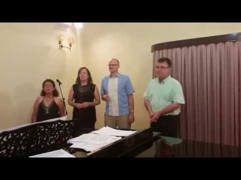 New York Voices - In My Life (A cappella) Live @ Festival Arsana