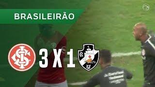 INTERNACIONAL 3 X 1 VASCO - 13/06 - BRASILEIRÃO 2018