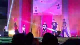 Yeppo Mama Treatu /1234 Get on the Dance Floor Dance on Rudraksh in HELP Univeristy