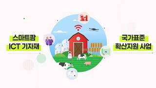 스마트팜 ICT 기자재 국가표준 확산지원 사업