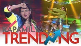 Throwback dance prod hatawan with Kim Chiu and Bela Padilla and sex bomb dancers sa ASAP