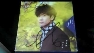 JJ Lin 林俊傑 Lost N Found 學不會 one+one Valentine's Day Limited Edition album unboxing