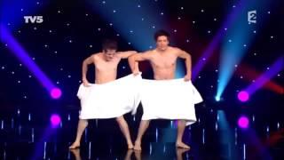 El mejor baile del mundo (baile con toallas)