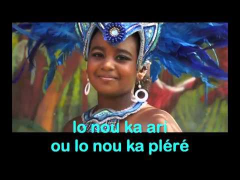 Timoun Lagwiyann (Enfants de Guyane) - Karaoké