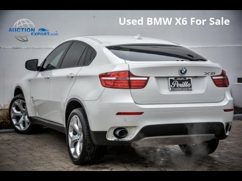 Used X6 Bmw For Sale In Usa Worldwide Shipping Youtube