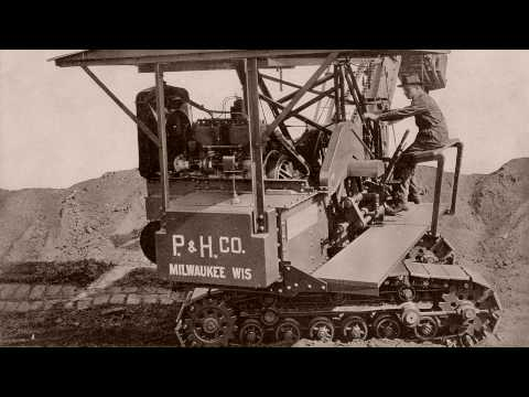 A History of P&H Mining Equipment
