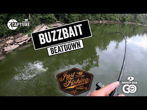 Buzzbait Beatdown • Just Fishing With Jordan Lee