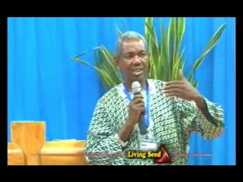 Trained to Fulfill Prophetic Assignment - Gbile Akanni