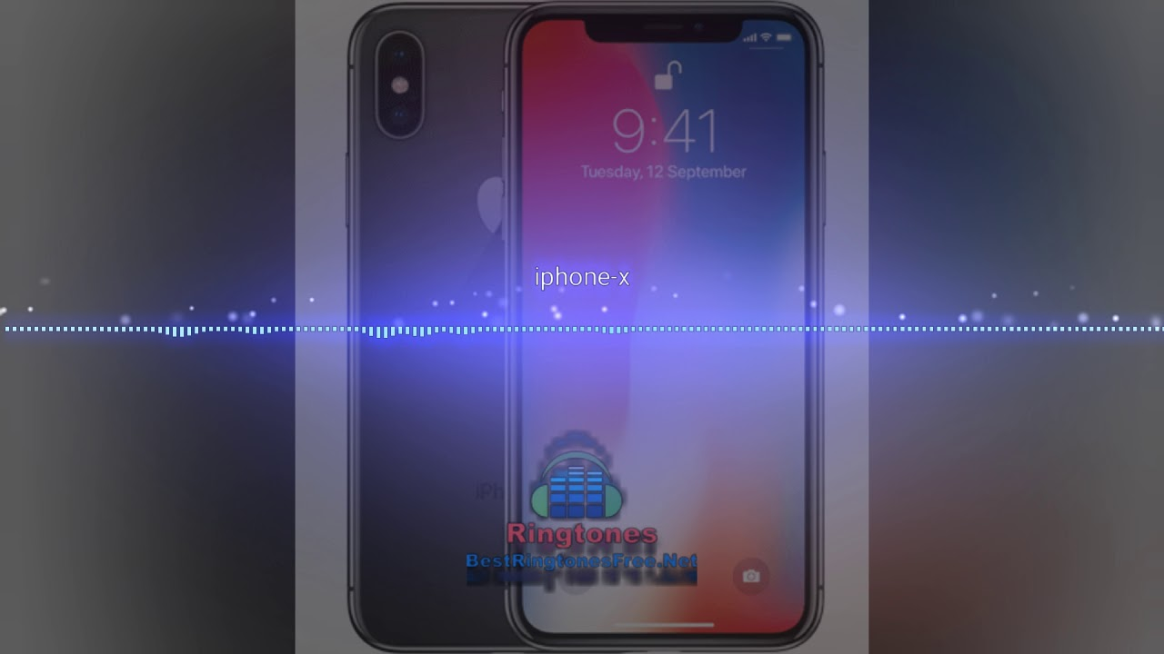 apple iphone x ringtone original