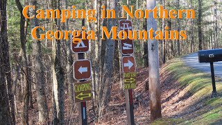Morganton Point Campground Review. Camping and Exploring the Mountains of Northern Georgia.