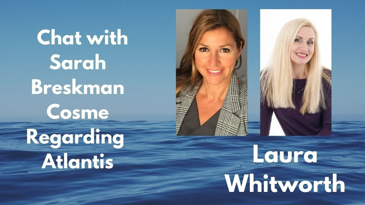 Watch this special interview with British QHHT Practitioner Laura Whitworth about our Books