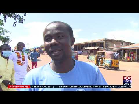 Road acc!dents: Traditional rulers at Techiman support local authorities - Joy News Prime (14-7-21)