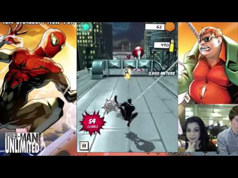 Spiderman Unlimited Issue 5 Stream