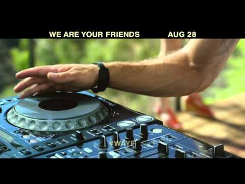 "We Are Your Friends TV Spot ""Hustlers"""