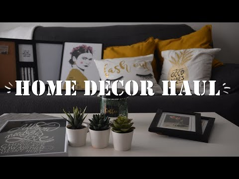 HOME DECOR HAUL - Mi nueva casa - Nice Day from YouTube · Duration:  10 minutes 55 seconds