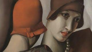 Vuelve a España Tamara de Lempicka, la reina del Art Decó