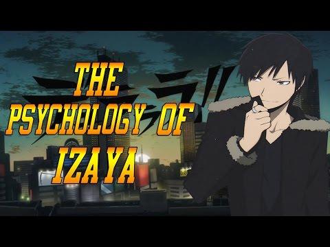 The Psychology of Izaya - Sociopath or Psychopath?