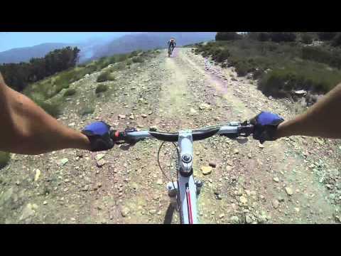 Mountain biking in Andalucia