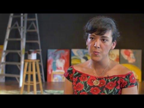 Maria de Los Angeles - DREAMer/Yale Graduate Alumni/Pratt Institute Instructor