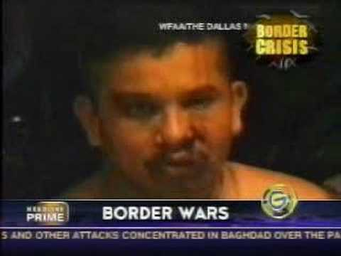 Glenn Beck: Zeta Gang Takes Control of Border