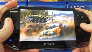 PS Vita: MotorStorm RC Gameplay (Português - BR)
