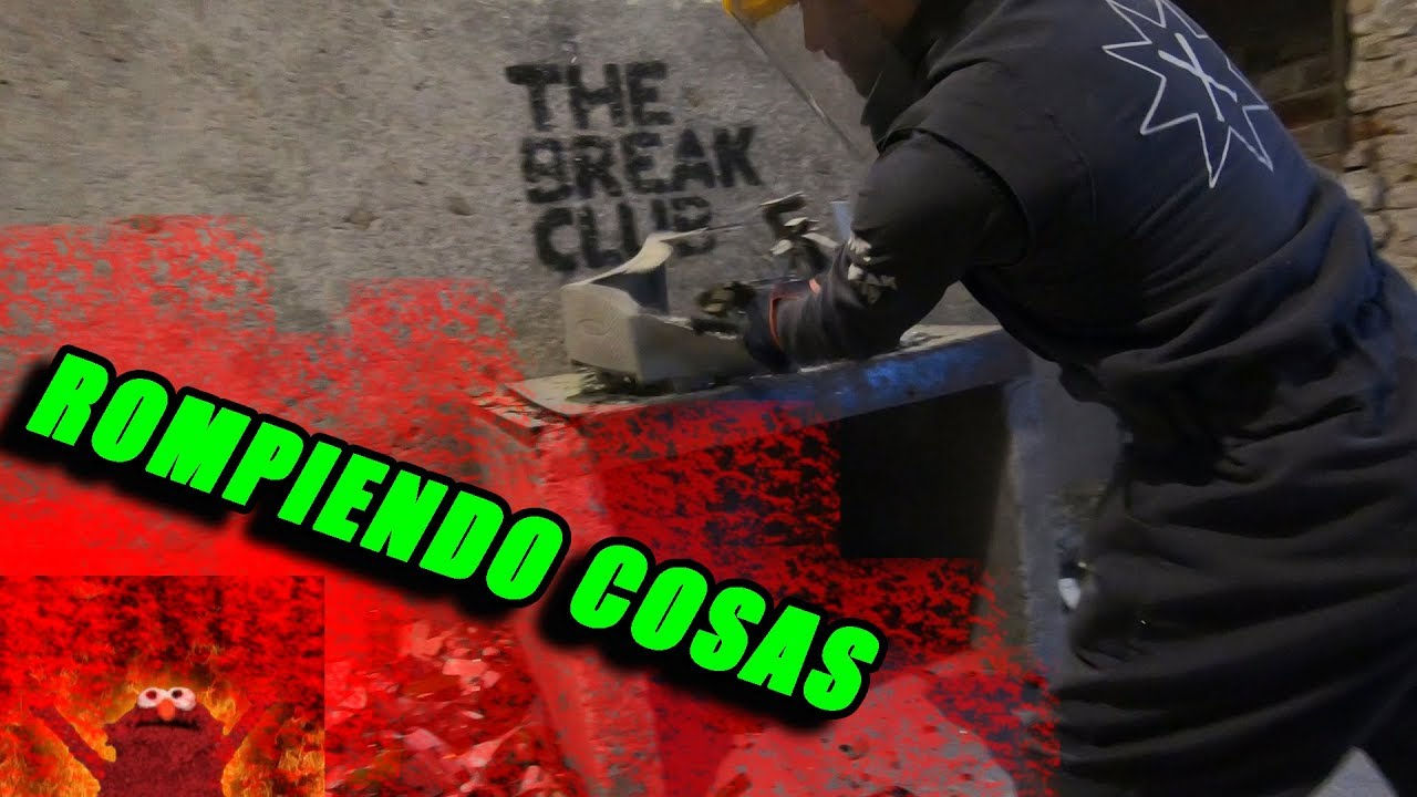 Rompiendo cosas | The Break Club