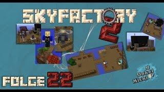 Minecraft   SkyFactory 2   22   Wir haben Energie