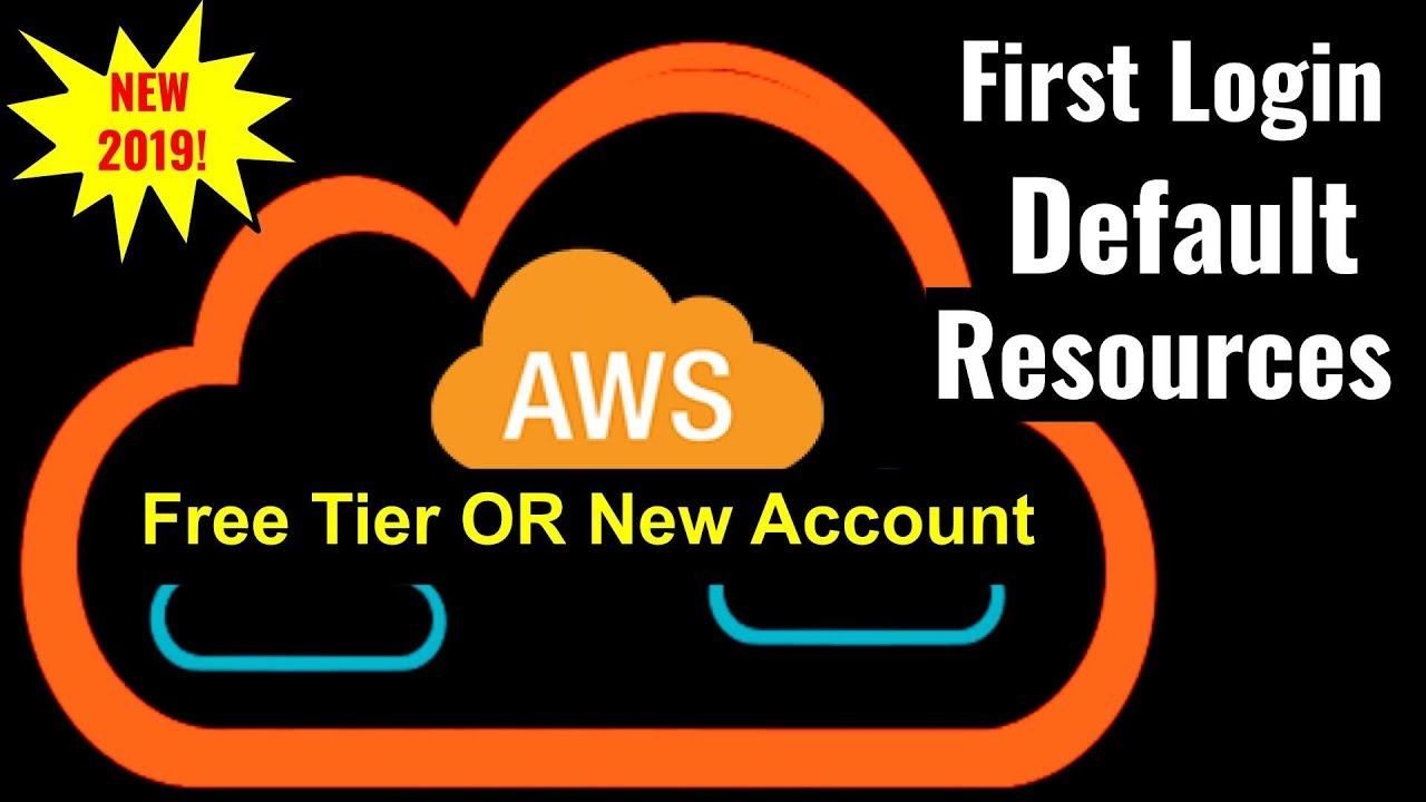 How to start with aws free tier OR new account | Default Resources -VPC,  SG, IGW, RT, SUBNET
