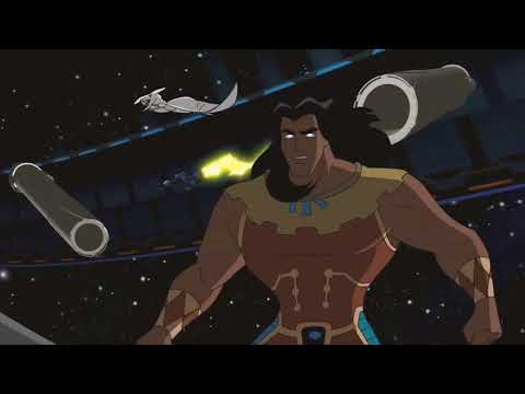 The Watchtower Under Attack (Part 1) | Justice League Unlimited