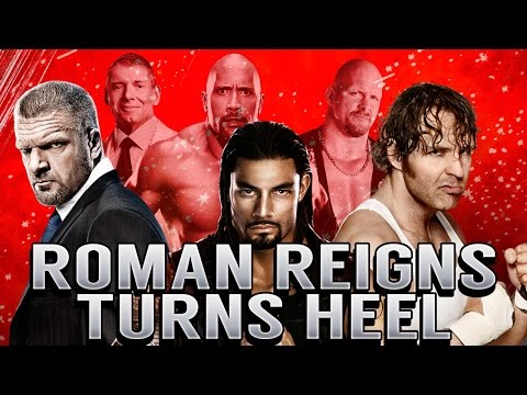 Roman Reigns Turns Heel And It Makes PERFECT SENSE | Clean Finish Podcast Minisode