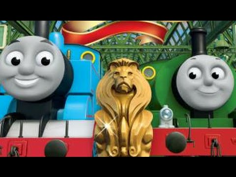 """The Lion of Sodor"" Norwegian DVD in English"