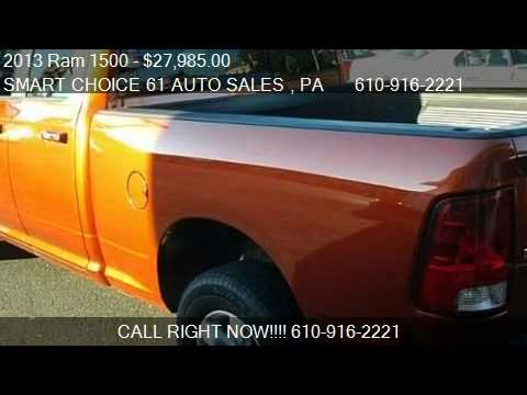 2013 ram 1500 slt for sale in leesport pa 19533 youtube. Black Bedroom Furniture Sets. Home Design Ideas
