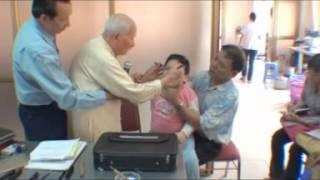 Chữa nhũn não, bại não bằng Diện Chẩn ĐKLP Bùi Quốc Châu