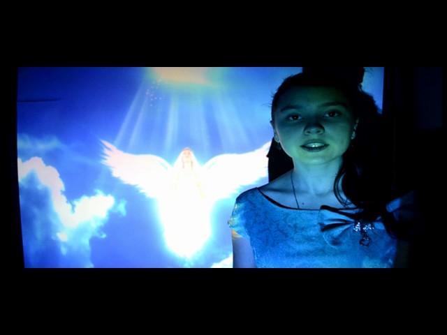 Изображение предпросмотра прочтения – АнастасияБондарь читает произведение «Ангел (По небу полуночи ангел летел…)» М.Ю.Лермонтова