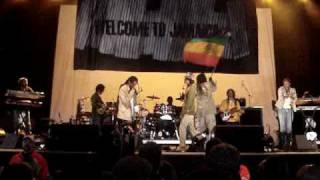 Damian Marley & K'Naan - Road To Zion (Live In Toronto Sept 2006)
