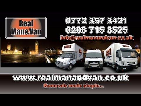 Real Man And Van Kingston London Call 0208 715 3525