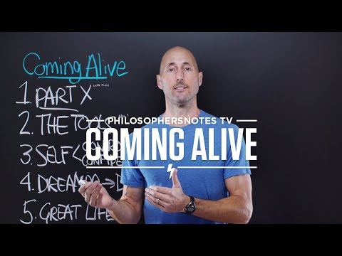 PNTV: Coming Alive by Phil Stutz and Barry Michels